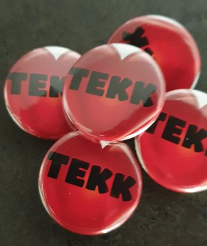 "Button ""TEKK"""